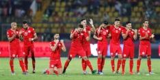 Tunesië verslaat Ghana na opmerkelijke keeperswissel