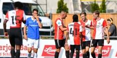 Feyenoord wint bij officieus debuut Kelly nipt van Darmstadt 98