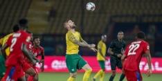 """Teleurstelling bij Veldwijk na uitschakeling Afrika Cup: """"Heel zuur"""""""