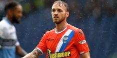 Lazio heeft met international Lazzari derde aanwinst binnen