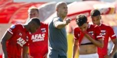 AZ weet zegereeks tegen Belgische clubs niet te verlengen