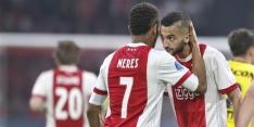 Ajax mist sleutelspelers in strijd om Johan Cruijff Schaal