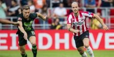 PSV tankt bij rentree Lozano geen vertrouwen voor duel met Basel