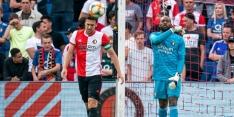 Stam kiest voor Vermeer als eerste doelman van Feyenoord