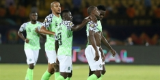 Nigeria wint ten koste van Tunesië troostfinale Afrika Cup