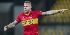 Almere City verrast en neemt Verheydt over van Go Ahead