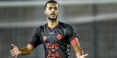 Telstar neemt verdediger El Yaakoubi over van Jong FC Utrecht