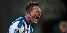Hornkamp verlaat Heerenveen en tekent bij FC Den Bosch