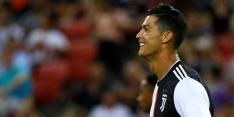 Ronaldo niet vervolgd voor vermeende verkrachting