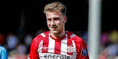 PSV laat middenvelder Verreth (21) naar België vertrekken