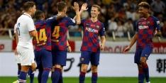 """Iniesta lovend over De Jong: """"Uitzonderlijke aanwinst"""""""