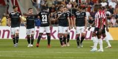 Basel verliest voor return tegen PSV thuis van Sankt Gallen