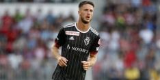 Ricky van Wolfswinkel kondigt vertrek bij FC Basel aan