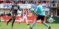 Nieuwe doelman FC Emmen breekt neus tijdens oefenwedstrijd
