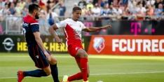 Utrecht-talent Lonwijk weken buitenspel door knieblessure