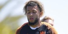 'Bij Oranje vertrokken Vilhena legt negatieve coronatest af'