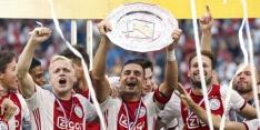 Ajax' honger naar prijzen ondanks alle successen nog niet gestild