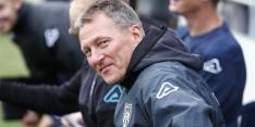 """Wormuth gaat Peterson missen: """"Fantastisch mens en voetballer"""""""