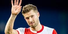 Willem II voegt Van der Heijden toe aan verdedigende opties