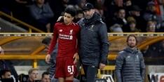 Winnend Liverpool wordt mogelijk uit League Cup gezet