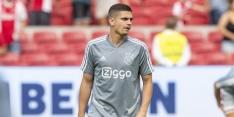 'Galatasaray wil Ajacied Marin huren, ook Hoedt op het lijstje'