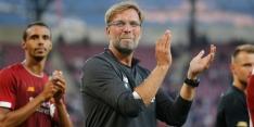 Klopp legt keuze voor jonge ploeg in League Cup uit