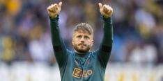 Schöne acht Ajax sterker dan het Deense FC Midtjylland