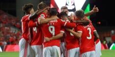 Keizer gaat af met Sporting in Super Cup tegen Benfica: 5-0
