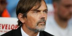 Cocu lijdt eerste verlies met Derby County tegen Bristol
