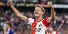 Feyenoord laat Rotterdammer Burger rijpen bij Excelsior