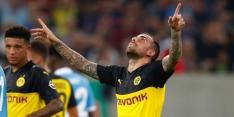 Haaland drijft overbodige Alcácer naar uitgang bij Dortmund