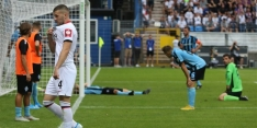 DFB-Pokal: krankzinnige ontsnapping Eintracht, blamage Köln
