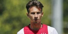 Ajax-talent Kühn uitgeroepen tot het grootste Duits O19-talent