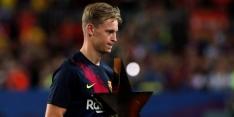 De Jong oogst applaus Eibar-fans, Valverde complimenteus