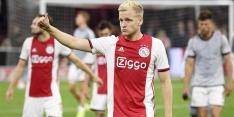 Real-transfer Van de Beek lijkt utopie na woorden voorzitter