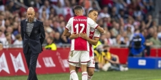 Ten Hag kiest voor Mazraoui, Marin en Veltman; Ziyech is fit