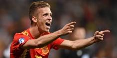 Officieel: felbegeerde Olmo (21) tekent bij RB Leipzig