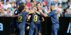 Real wint van Celta, ondanks discutabele rode kaart Modric