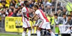 Promes hervat groepstraining bij Ajax, Neres traint apart