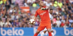 Cillessen stopt penalty, maar Valencia verliest wel bij Celta