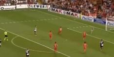 Video: Dybala maakt wonderschoon doelpunt in oefenduel Juve