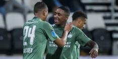 PSV mist Bergwijn en Bruma voor return op Cyprus