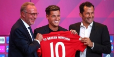 Bayern kan Coutinho direct (kort) inzetten, St. Juste twijfelgeval