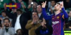 Messi en Neto keren terug in selectie Barça, Dembélé mist 'BVB'