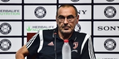 """Sarri houdt vertrouwen in De Ligt: """"Beste defensie van de Serie A"""""""