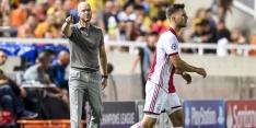 Ten Hag kiest voor met Huntelaar, Álvarez en Dest tegen APOEL