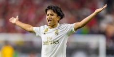 Real Madrid verhuurt Japanse sensatie aan competitiegenoot
