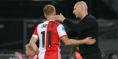 Feyenoord met drie wijzigingen tegen Young Boys