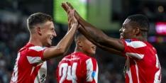 PSV tovert eindelijk een kwartier en kan de Europa League ruiken
