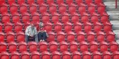 AZ - Antwerp: meer lege stoeltjes dan fans en grote politiemacht